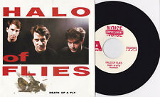 "Halo Of Flies - Death Of A Fly 7"" Melvins Cows God Bullies Unsane Helmet Am Rep"