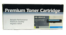 Premium Toner Cartridge HE-CB541A Cyan For HP Laserjet CP1515n, CP1518Ni, CP1215