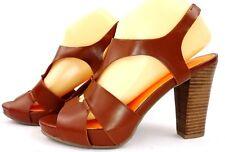 Kenneth Cole Reaction Womens Dazel Me Heels Size 8 Open Toe Slingback Pumps