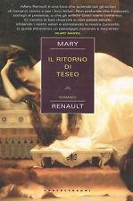 Mary Renault:il ritorno di Teseo ed.Castelvecchi NUOVO sconto 50% A27