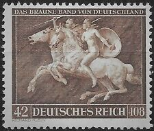 "Germany Third Reich 1941 Mi# 780 MNH ""Brown Ribbon of Germany"" **"