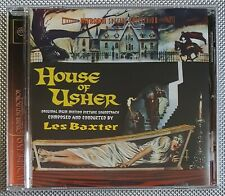Les Baxter – House Of Usher CD Intrada 159