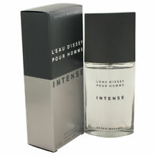 L'eau D'issey Pour Homme Intense by Issey Miyake EDT Spray 2.5 oz