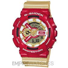 *NEW* CASIO G-SHOCK MENS HYPER COMPLEX IRON MAN WATCH - GA-110CS-4A - RRP £185