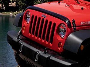 2007-2018 Jeep Wrangler JK Mopar Tinted Bug Shield 82210277AB