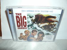 THE BIG GAMBLE,TREASURE OF THE GOLDEN CONDOR,SOUNDTRACK