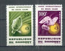 Raumfahrt - Space  Dahomey  244/45     **  (mnh)