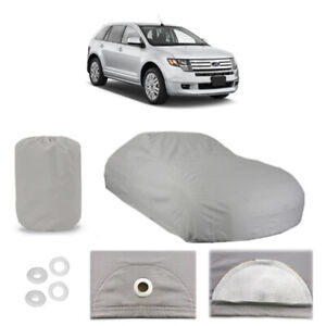 Ford Edge 5 Layer Car Cover Fitted Outdoor Water Proof Rain Snow UV Sun Dust