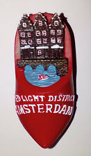 Amsterdam Red Light District clomp magnet, klomp magneet