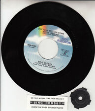 """BING CROSBY  Did Your Mother Come From Ireland? 7"""" 45 record NEW + jukebox strip"""