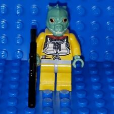 LEGO Star Wars Bossk Minifigure Sand green episode 4 5 6 authentic real genuine