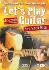 Let's Play Guitar Pop Rock Hits + 2 CDs von Alexander Espinosa (2014, Gebundene Ausgabe)