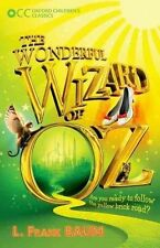 Oxford Children's Classics: The Wonderful Wizard of Oz, Baum, L. Frank, Very Goo