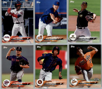 2018 Topps Pro Debut Baseball - Base Set Cards - Choose From Card #'s 1-200