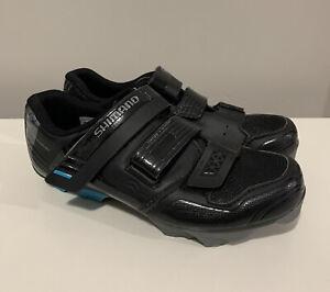 Shimano SH-WM53L Women's Biking Shoes Size 7.2 US, 39 EU Black