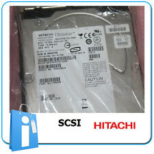 "Disco duro HD 3.5"" SCSI HITACHI  HUS103073FL3800 73 Gb 10K 80 Pins"