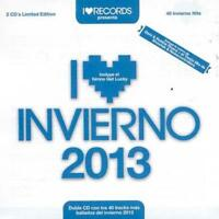 Various Artists - I Love Invierno 2013 2 CD Set Sealed ! New !