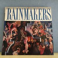 RAINMAKERS The Rainmakers 1986 vinyl LP EXCELLENT CONDITION same self titled