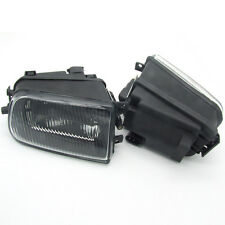 PAIR Left & Right  FRONT DRIVING BUMPER FOG LIGHTS LAMPS For BMW E39 5-Serise Z3