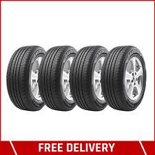 AEOLUS-PrecisionAce A/S AH02 - 195/55 R16 - 87V Tubeless Car Tyre (Set of 4)