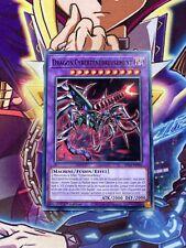 Yu-Gi-Oh! Dragon Cyberténébreusement SDCS-FR043 1st