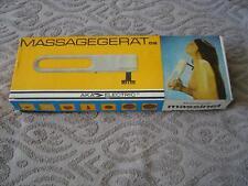 Massagegerät O2 massinet AKA Electric Berlin in Originalkarton Made in DDR 1985