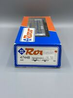 Roco 46928 Sliding Wall Nord Wagon Box Car HO Scale 1/87 Excellent