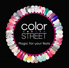 new stock Color Street Nail Strips Holiday/Solids/Glitters/Dips