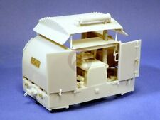"""Resicast 1/35 Simplex 40HP """"Protected"""" British Trench Rwys Locomotive WWI 351287"""