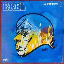 Raymond Moretti  33 tours Jacques Brel Volume 1