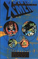 X-Men Visionairies Featuring the Art of Adam and Andy Kubert / US TPB 1995