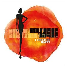 NOUVELLE VAGUE - I COULD BE HAPPY (LIMITED  ORANGE VINYL) VINYL LP NEU