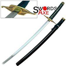 Samurai Sword Ninja Anime Katana Cosplay Carbon Steel Replica Manga Collectible