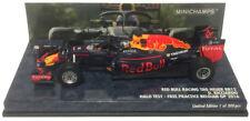 Minichamps Red Bull RB12 Halo Test Belgian GP 2016 - Daniel Ricciardo 1/43 Scale