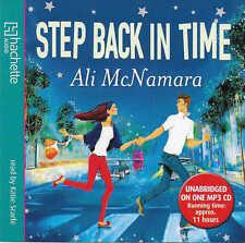 Ali McNamara STEP BACK IN TIME - Unabridged MP3 CD Audio Book 11 hours