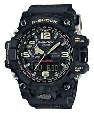 CASIO G-Shock Limited Edition Black Solar Mudmaster Mens Watch GWG-1000-1ADR