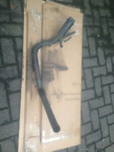 BMW E30 fuel filler neck . Not rusty !