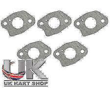Honda Replacement GX160 / GX200 Carburettor Gasket x 5 Carb UK KART STORE