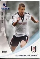 Premier Gold 13/14 Future Stars Chase Card FS-AK Alexander Kacaniklic