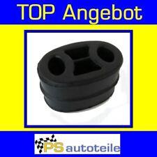 Halter Abgasanlage, Auspuffgummi Opel Astra F, Calibra, Vectra A, Corsa B, Saab
