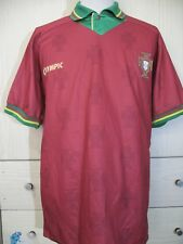 PORTUGAL 1994 95 OLYMPIC HOME FOOTBALL SOCCER JERSEY SHIRT XL VTG CAMISETA