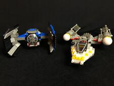 LEGO 7150 Star Wars Y-Wing & Tie-Fighter no Figures keine Figuren no instruction