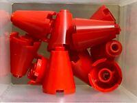 4742-choose color Lego-cone 4x4x2 hollow studs no