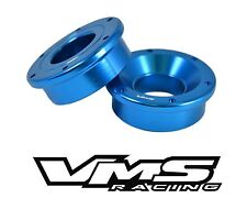 VMS RACING 2PC BILLET SOLID FRONT SHIFTER BUSHING 94-01 ACURA INTEGRA DC2 GSR BL