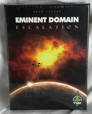 Eminent Domain: Escalation expansion Tasty Minstrel Games NEW SEALED