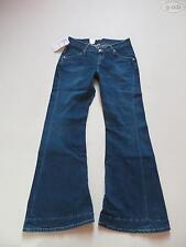 Levi's L32 Indigo -/Dark-Wash Damen-Jeans mit niedriger Bundhöhe
