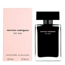 NARCISO RODRIGUEZ FOR HER - Colonia / Perfume EDT 50 mL - Mujer / Woman / Femme