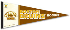 Boston Bruins Vintage NHL 1926-32 Style Premium Felt Collectors PENNANT