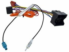 Vauxhall COMBO 04-14 RADIO STEREO GUAINA cablaggio ISO Harness Lead + Aerial ct20vx04