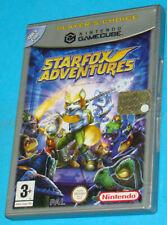 Starfox Adventures - GameCube GC Nintendo - PAL